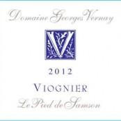 2013 Georges Vernay Viognier Pied de Samson