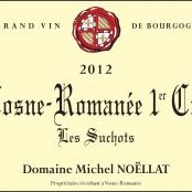 2012 Michel Noellat Vosne Romanee 1er Suchots