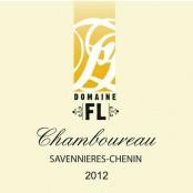 2012 Domaine FL Savennieres Chateau du Chamboureau