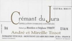 Stephane Tissot Cremant du Jura Extra Brut NV