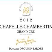 2012 Drouhin Laroze Chapelle Chambertin Grand cru