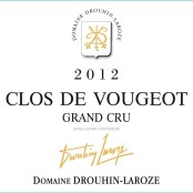 2013 Drouhin Laroze Clos Vougeot Grand cru
