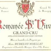 2013 Hudelot Noellat Romanee St Vivant Grand cru