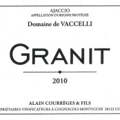 2014 Vaccelli Granit rouge