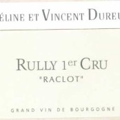 2013 Dureuil Janthial Rully 1er cru Raclots
