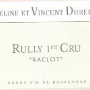 2013 Dureuil Janthial Rully 1er cru Raclots