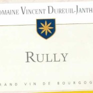 2013 Dureuil Janthial Rully blanc villages