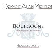 2013 Alain Michelot Bourgogne rouge