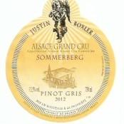 2012 Justin Boxler Pinot Gris Sommerberg Grand cru