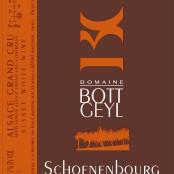 2012 Bott-Geyl Riesling Schoenenbourg Grand cru