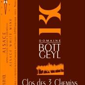 2013 Bott-Geyl Gewurztraminer Clos des Trois Chemins