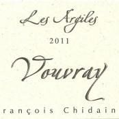 2015 Francois Chidaine Vouvray les Argiles sec