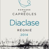 2014 Domaine des Capréoles Régnié Diaclase