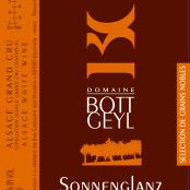 2008 Bott-Geyl Gewurztraminer Sonnenglanz Grand cru SGN