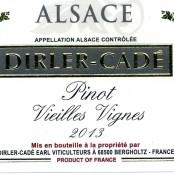 2013 Dirler-Cadé Pinot Blanc Vieilles Vignes