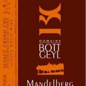 2011 Bott-Geyl Riesling Mandelberg Grand cru