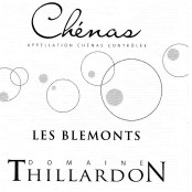 2014 Paul-Henri Thillardon Chénas les Blémonts