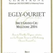 2006 Egly Ouriet Brut Grand cru Millésimé
