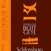 2011 Bott-Geyl Riesling Schlossberg Grand cru