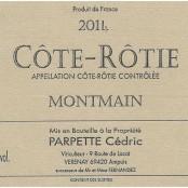 2014 Cedric Parpette Cote Rotie Montmain