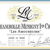 2013 Lucien le Moine Chambolle Musigny 1er cru les Amoureuses
