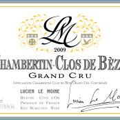 2013 Lucien le Moine Chambertin Clos de Beze