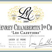 2013 Lucien le Moine Gevrey Chambertin 1er cru Cazetiers