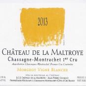 2014 Chateau de la Maltroye Chassagne Montrachet 1er cru Morgeot Vigne Blanche