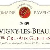 2013 Pavelot Savigny les Beaune 1er Guettes