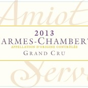 2014 Amiot Servelle Charmes Chambertin Grand cru