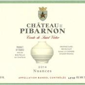 2014 Chateau de Pibarnon Bandol rosé les Nuances