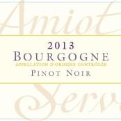 2016 Amiot Servelle Bourgogne rouge
