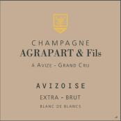2010 Agrapart Extra Brut Blanc de Blancs Grand cru L'Avizoise