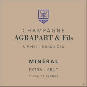 2005 Agrapart Extra Brut Blanc de Blancs Grand cru Minéral