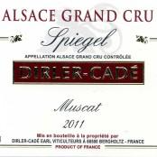 2014 Dirler-Cadé Muscat Spiegel Grand cru