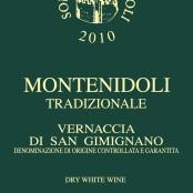 2014 Montenidoli Vernaccia di San Gimignano Tradizionale