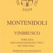 2014 Montenidoli Vinbrusco