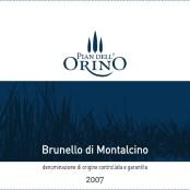 2011 Pian dell'Orino Brunello di Montalcino Versante Amiata