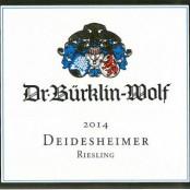 2014 Bürklin-Wolf Deidesheimer Riesling