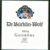 2014 Bürklin-Wolf Ruppertsberger Gaisböhl Riesling Grand cru