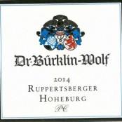 2014 Bürklin-Wolf Ruppertsberger Hoheburg Riesling Premier cru