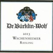 2014 Bürklin-Wolf Wachenheimer Riesling