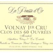 2014 Pousse d'Or Volnay 1er cru Clos des 60 Ouvrees