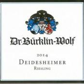 2015 Bürklin-Wolf Deidesheimer Riesling