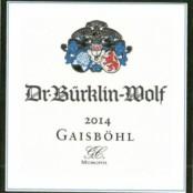 2015 Bürklin-Wolf Ruppertsberger Gaisböhl Riesling Grand cru