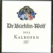2015 Bürklin-Wolf Deidesheimer Kalkofen Riesling Grand cru