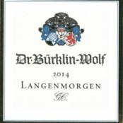 2015 Bürklin-Wolf Deidesheimer Langenmorgen Riesling Grand cru
