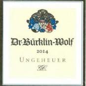 2015 Bürklin-Wolf Forster Ungeheuer Riesling Grand cru