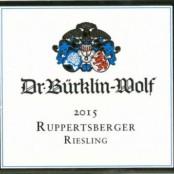 2015 Bürklin Wolf Ruppertsberger Riesling