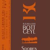 2013 Bott-Geyl Riesling Sporen Grand cru